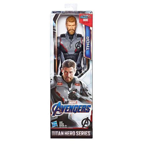 Imagem de Boneco Marvel Vingadores Ultimato Thor - Hasbro E3921 / E3309