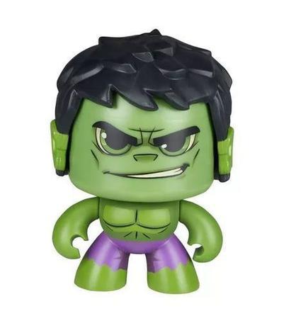 Imagem de Boneco Mighty Muggs Hulk 10cm Vingadores