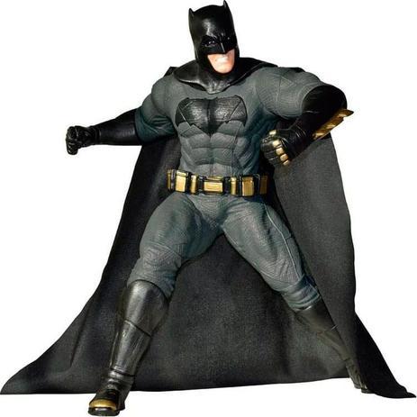 Imagem de Boneco Mimo Premium Liga da Justiça - Gigante 50 cm de Altura - Batman