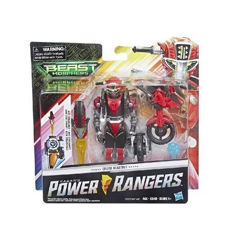 Boneco Power Rangers Deluxe Cruise Beastbot Hasbro E5899 13992