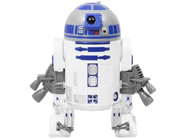a0b1cc6df Boneco Star Wars The Force Awakens R2-D2 - com Acessórios Hasbro - Bonecos  - Magazine Luiza