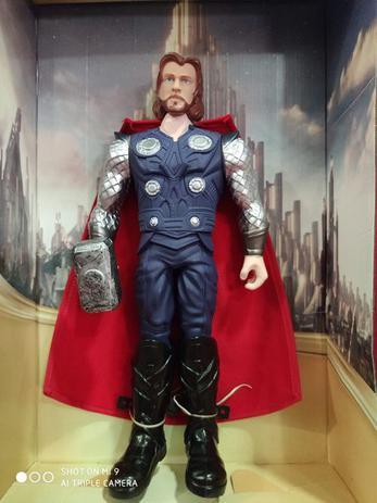 Imagem de Boneco thor avengers marvel 38cm