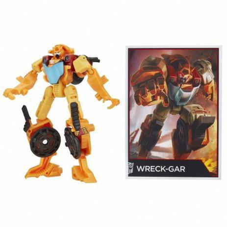 Boneco Transformers Generations Legends 9 cm Wreck Gar Hasb - Hasbro