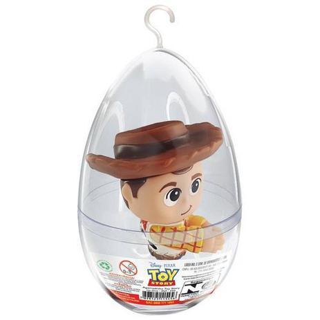 Imagem de Boneco Woody Toy Story no Ovo Páscoa Pequeno Líder