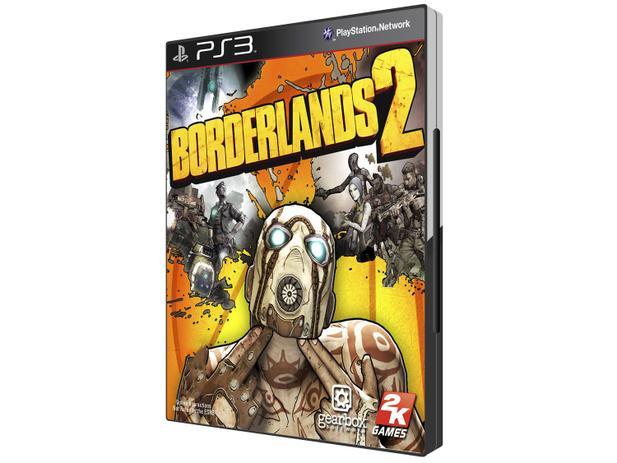 Borderlands 2 para PS3 - Take 2