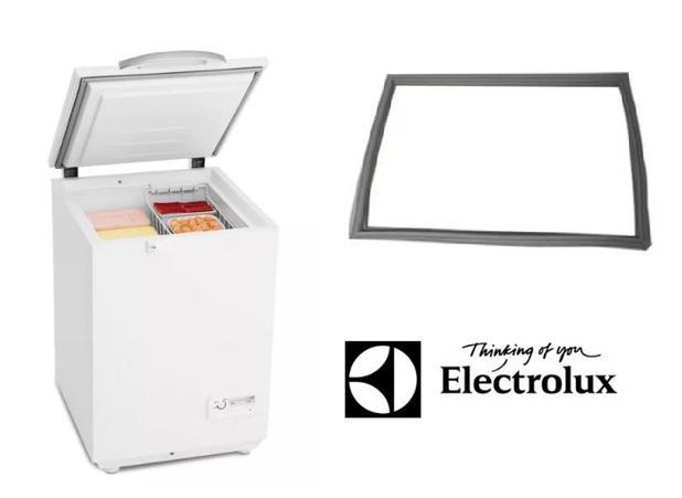 Imagem de Borracha gaxeta freezer horizontal electrolux h150 h160 63x63