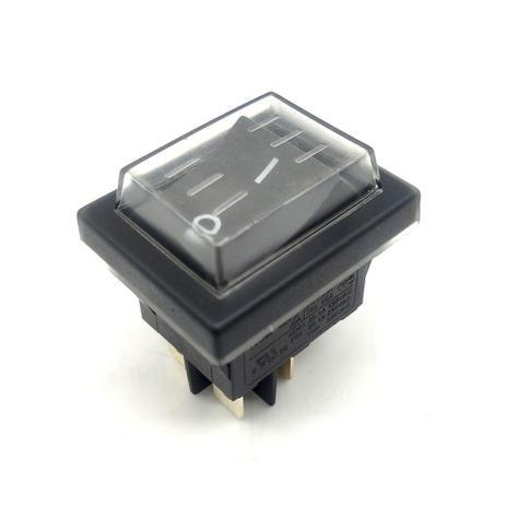 Imagem de Botão Interruptor Chave Liga Desliga Para Lavajato Electrolux EWS30 Bivolt