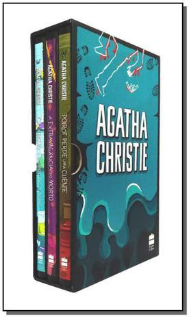Imagem de Box 8: Agatha Christie - 3 Volumes