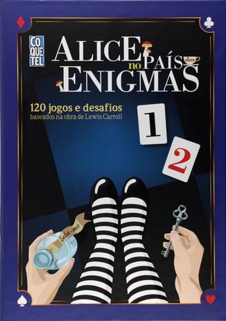 Imagem de Box alice no pais dos enigmas - Coquetel (Ediouro)