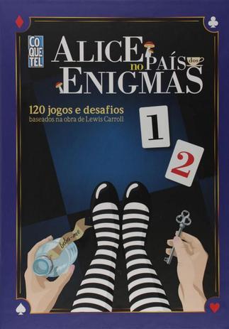 Imagem de Box alice no pais dos enigmas - Coquetel