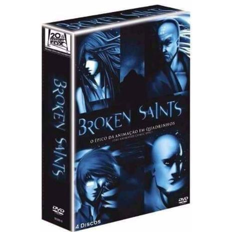 Imagem de Box Dvd - Broken Saints (4 Discos) - Anime