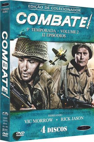 Imagem de Box Dvd: Combate 5ª Temporada Volume 2
