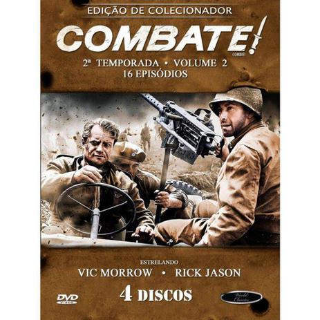 Imagem de Box DVD Combate Segunda Temporada Volume 2