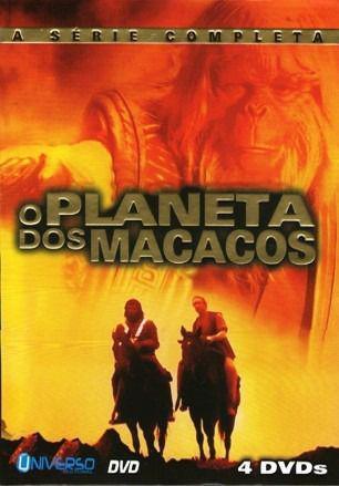 Imagem de Box O Planeta dos Macacos - A Série Completa