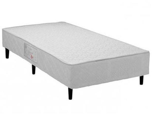 3a7571d04 Box para Colchão Solteiro Castor - 88x188cm Confort - Base para Cama ...