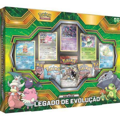 Imagem de Box Pokemon Legado da Evolução