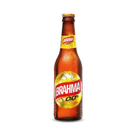 Brahma Chopp Zero Long Neck - 355ml - Unidade - Cervejas - Magazine ... ffd93c367f