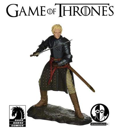 Brienne Of Tarth Game Of Thrones Dark Horse Colecionaveis Magazine Luiza