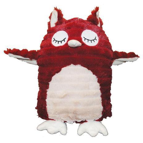 Imagem de Brinquedos Para Cachorro Pelúcia PatchWork Pet Coruja