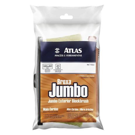 Imagem de Broxa Jumbo 186x80mm - Atlas 725/3