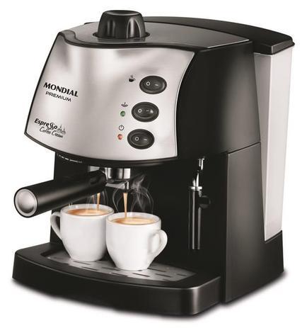 Imagem de C-08 - Máquina de Café Expresso Coffee Cream