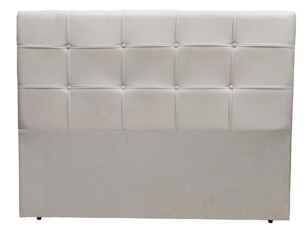 Imagem de Cabeceira Cama Box Casal 140cm Slim - Móveis Roperi