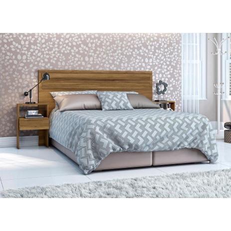 117ed23603 Cabeceira Para Cama Casal Queen Size Com 02 Criados Mudos Fortaleza -  Albatroz móveis