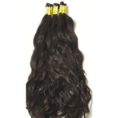 Imagem de Cabelo Humano Para Mega Hair Virgem Ondulado 50/55cm, 50gr.