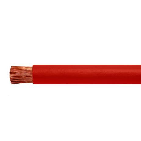 Imagem de Cabo Flexível 10mm 100M Vermelho Cobrecom