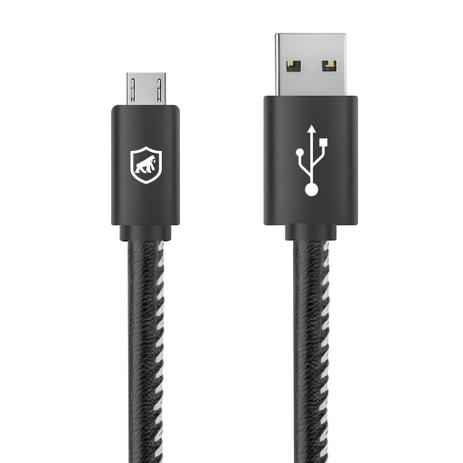 Imagem de Cabo turbo Militar micro USB Gorila Shield para lg Prime 2