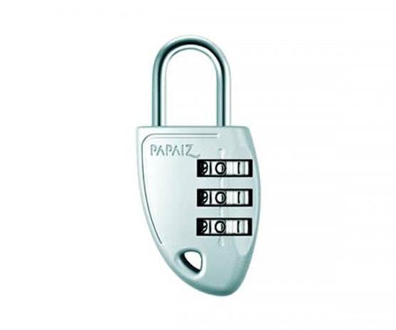 Cadeado de segredo cs23 prata - Papaiz - Cadeados - Magazine Luiza 67a1240af1e14