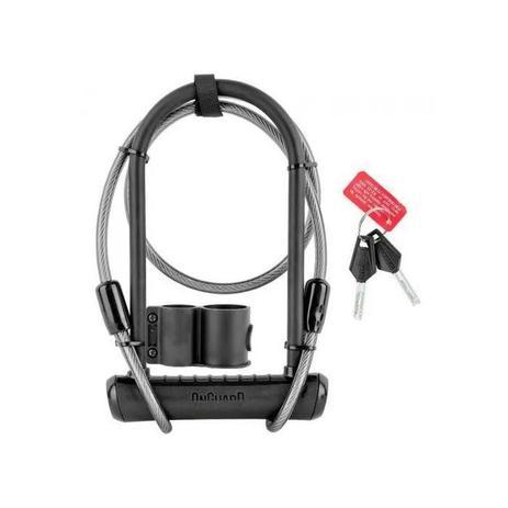 c90b6ffe6c78f Cadeado para bicicleta ONGUARD U-LOCK NEONS 8154 com cabo de aço para rodas