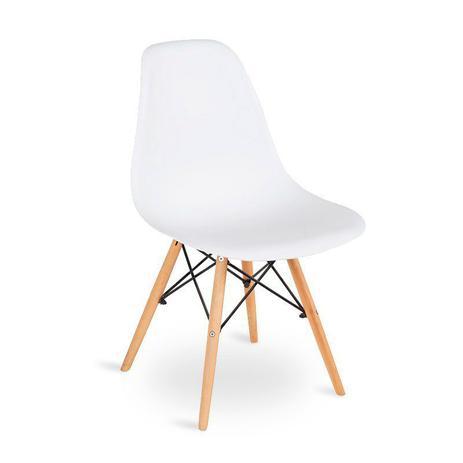 Imagem de Cadeira Charles Eames Eifel Branco