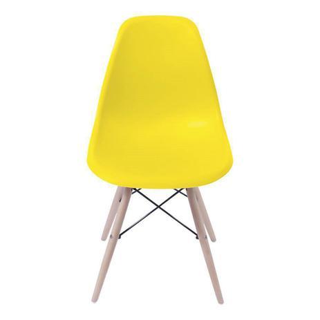 Imagem de Cadeira charles eames eiffel amarela