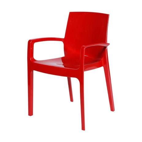 Imagem de Cadeira Cream - Vermelha