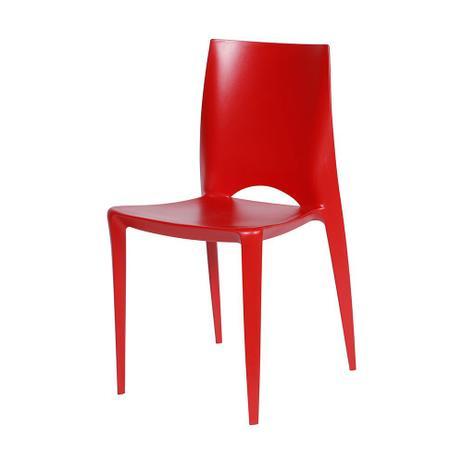 Imagem de Cadeira Daiane Vermelha