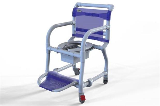 Imagem de Cadeira de Banho em PVC Carci 310CL