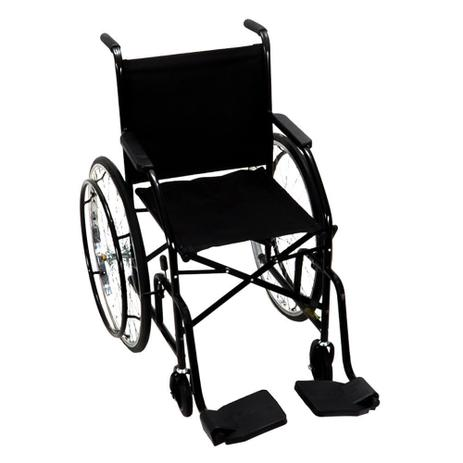 Imagem de Cadeira de Rodas CDS Dobrável