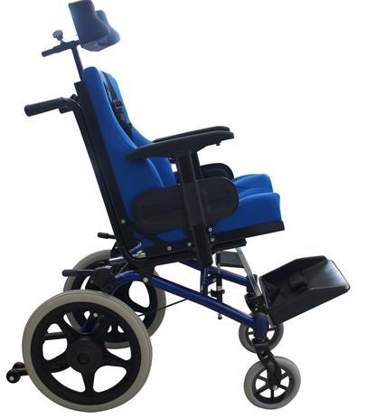 Imagem de Cadeira de Rodas Conforma Tilt com Apoio Postural Ortobras