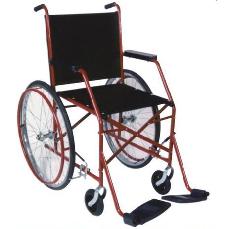 Imagem de Cadeira de Rodas Log 2001 Assento Nylon