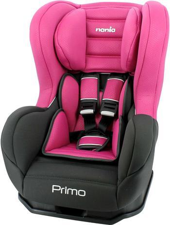 Imagem de Cadeira de Seguranca P/ Carro Primo Luxe Framboise 0 a 25KG Nania