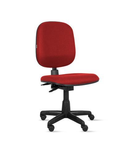 Imagem de Cadeira diretor ergonômica back system - tecido crepe - vermelho - pp149