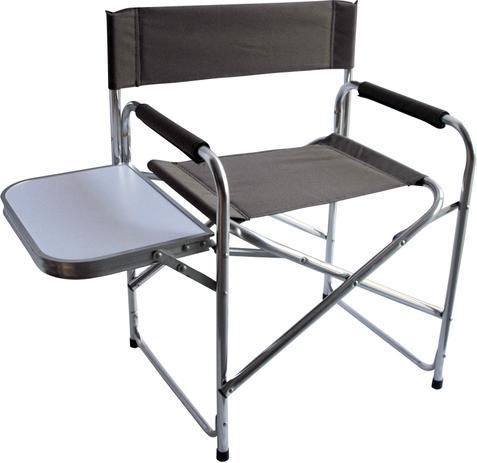 Imagem de Cadeira Dobrável Diretor com Mesinha Lateral - Nautika 291010