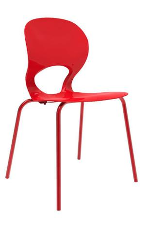 Imagem de Cadeira Eclipse vermelha
