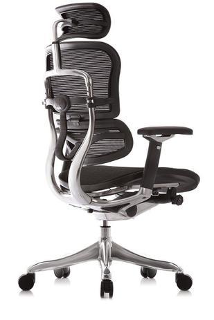 Cadeira Ergonômica Ergoman Luxury com Leg Rest - Comfort-seatingComfort-Seating