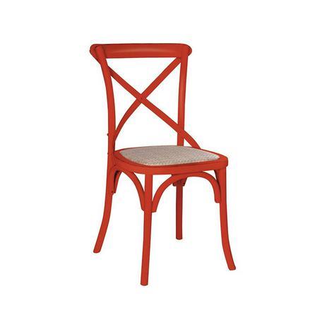 Imagem de Cadeira Katrina Vermelha