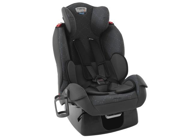Cadeira Para Auto Reclin 225 Vel Burigotto Matrix Evolution