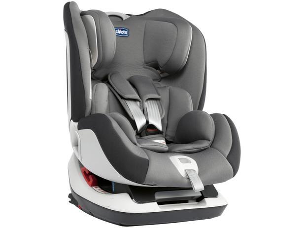 b69ddcd3d Cadeira para Auto Reclinável Chicco Seat Up 012 - Stone 5 Posições para  Crianças até 25kg