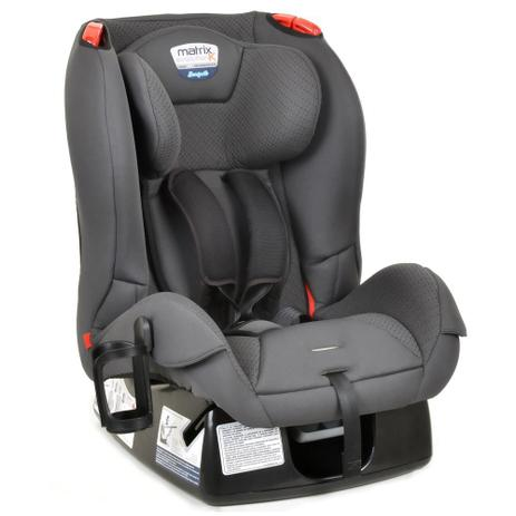 Imagem de Cadeira para Automóvel Matrix Evolution K 0 a 25kg Cinza - Burigotto