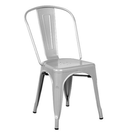Imagem de Cadeira Tolix Iron - Cinza